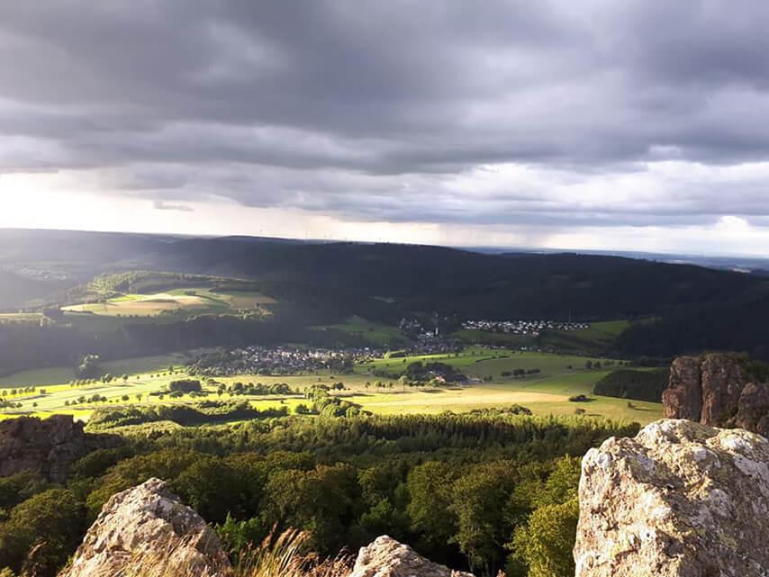 Sonnenwende Pressefoto Maas