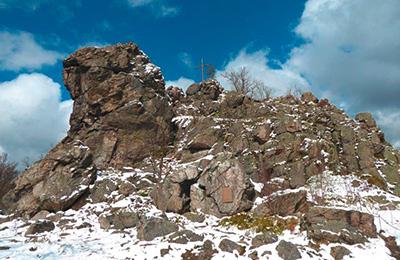 Geologie Bruchhauser Steine